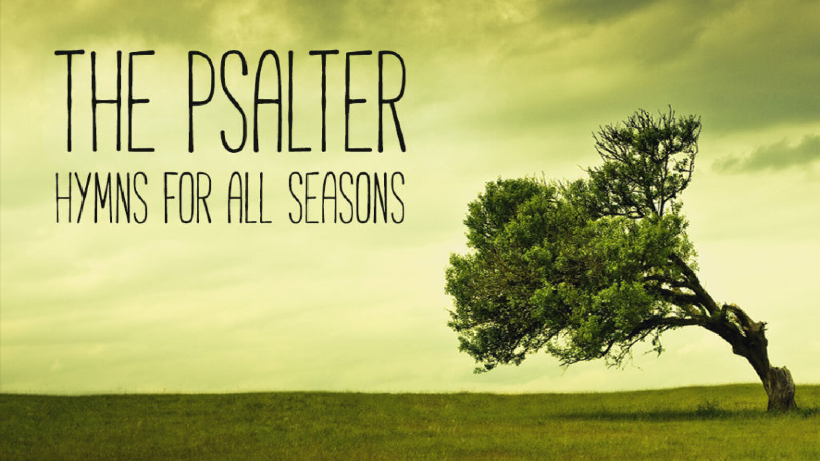 The Psalter: Hymns for All Seasons